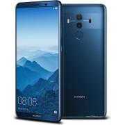 "Mobitel Smartphone Huawei Mate 10 Pro, 6"" IPS multitouch, OctaCore HiSilicon Kirin 970, 6GB RAM, 128GB Flash, 2x kamera, NFC, GPS, WiFi, BT, Android 8, plavi"