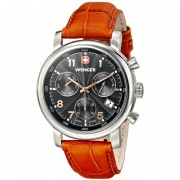 Wenger Urban Classic Chrono Leather - Tan Men's Watch #01.1043.103