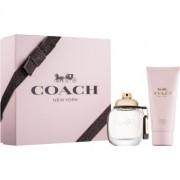 Coach Coach lote de regalo eau de parfum 50 ml + leche corporal 100 ml