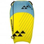 Waimea Bodyboard insuflável Boogie Air amarelo e azul PVC 52WF-GEB-Uni