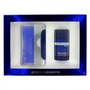 Paco Rabanne Ultraviolet Eau De Toilette Spray + Deodorant Stick Gift Set Men's Fragrance 458811