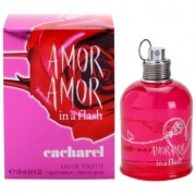 Cacharel Amor Amor In a Flash Eau de Toilette para mulheres 100 ml