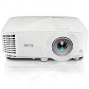 Мултимедиен проектор BenQ MH733, DLP, 1080p, 16 000:1, 4000 ANSI Lumens, VGA, HDMI, USB (type A), LAN control (RJ45)keystone, Corner fit, Speaker, 3D
