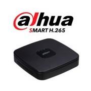 DVR DAHUA 4 CANALES HDCVI PENTAHIBRIDO 720P/ 1080P LITE/ H265/ HDMI/ VGA/ 1 CH IP ADICIONAL 4+1/ 1 SATA HASTA 10TB/ P2P/ SMART AUDIO HDCVI
