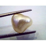 7.28 Ct Certified Natural Real Venunjula Pearl,Real moti