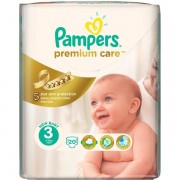 Scutece Pampers Premium Care 3 Midi Small Pack (20)