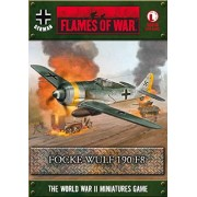 Flames Of War Focke-wulf 190 F8 (ac010