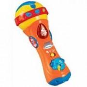 Jucarie bebelusi Microfon Canta si Invata