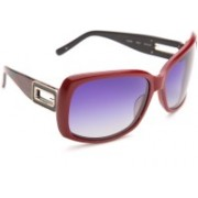 Guess Over-sized Sunglasses(Blue)