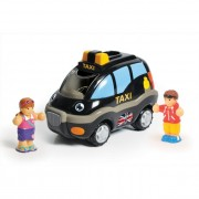 WOW Ted, a londoni taxi