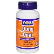 Now Dong Quai 520 mg -100 Cápsulas