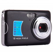 Cámara Digital Vak Dc-560 Hd 18mp Face Detection Zoom 8x