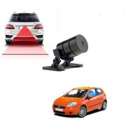 Auto Addict Car Styling Anti Collision Safety Line Led Laser Fog Lamp Brake Lamp Running Tail Light-12V Cars For Fiat Grand Punto