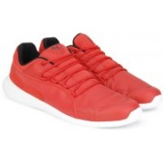 Puma Ferrari SF Evo Cat Sneakers For Men(Red)