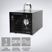 Ózongenerátor BlackPool 1000 Léghigiéniai Készülék