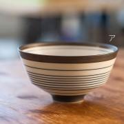 ARITA PORCELAIN LAB(アリタ・ポーセリン・ラボ)/丼 呉須錆線紋|有田焼