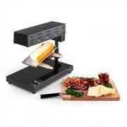 Klarstein Appenzell 2G traditioneller Raclette Grill 600 W Standgerät schwarz