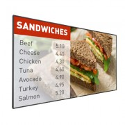 """PHILIPS Philips Signage Solutions P-Line Display 55BDL5057P/00 55"""" Powered by Android 700cd/m² WiFi, HTML5 browser"""