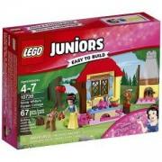 Конструктор ЛЕГО ДЖУНИЪР - Горската къща на Снежанка, LEGO Juniors, 10738