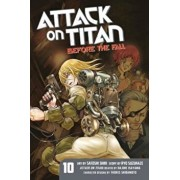 Attack on Titan: Before the Fall 10, Paperback/Hajime Isayama