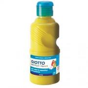 Fila Flacone 250 Ml Giotto Tempera Acrilica Colore Giallo