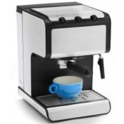Espressor Andrew James Barista AJ001399, 15 Bar, 850 W, Capacitate 1,4 Litri