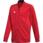 adidas Condivo 18 Trainingsjack Sportjas - Maat 152 - Unisex - rood