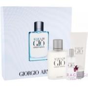 Giorgio Armani - Acqua di Gio Pour Homme (100 ml) Szett - EDT