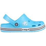 Papuci copii coqui froggy albastru