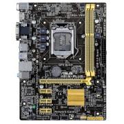 Asustek Asus H81m-Plus Intel H81 Lga 1150 (Socket H3) Micro Atx Scheda Madre 4716659550242 90mb0gi0-M0eay0 10_b99m132
