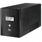 """ITEK UPS ProPower 2000 - 2000VA/1400W, LINE INTER. SINWAVE, 2Batt, LCD, 4xS"""