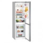 GARANTIE 4 ANI Combina frigorifica Liebherr, Comfort, clasa A++, NoFrost, inox look CNel 4313