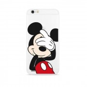 Capa Samsung Galaxy S10e (Samsung G970) Disney Mickey Licenciada Silicone em Blister