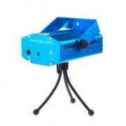 Mini Proiector Laser jocuri de lumini senzor de sunet trepied inclus