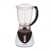 Blender multifunctional Hausberg HB-7661, 300 W, 1500 ml, Pulse, negru