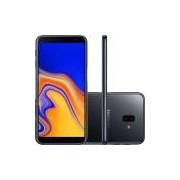 Smartphone Samsung Galaxy J6+ Plus SM-J610G Preto 3GB 32GB Tela 6 Dual Chip 4G Android 8.1 13MP+5MP - Desbloqueado