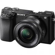 Sony Alpha A6100 + 16-50mm F/3.5-5.6 E Pz Oss - 2 Anni Di Garanzia In Italia