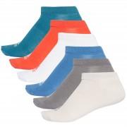 Sosete unisex adidas Performance No-Show Thin 6 Pairs CV8132