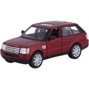 Kinsmart Die-Cast Metal Range Rover Sport (Maroon)