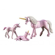 Playmobil Add-On Series - Unicorn with 2 Foals by PLAYMOBIL