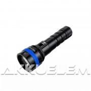XTAR D06 1200lm búvárlámpa szett MC1 Plus, 18650 3500mAh 6500K, 85°
