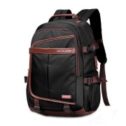 Men Backpack Multifunction Waterproof Oxford 15 Inch Laptop Travel Business Bags