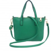 Bolsa De Hombro Mujer-verde