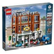 Конструктор Лего Криейтър - Ъглов гараж - LEGO Creator Expert, 10264