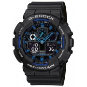 Ceas barbatesc Casio Herrenuhr G-Shock GA-100-1A2ER 51 mm