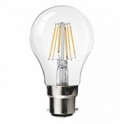 LED B22-Filament lamp - 8W - 2700K
