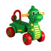 Детская каталка Зеленый Дракон