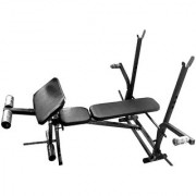 Paramount Indoor Workout Equipment 7 IN 1 Bench for Chest Best Exercise