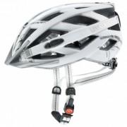 Uvex City I-VO Casco per bici (56-60 cm, grigio/nero/bianco)