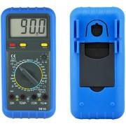 HOLDPEAK 9810 Gépjármű diagnosztikai műszer 3-4-5-6-8 henger RPM zárási szög hőmérséklet dióda hFE.